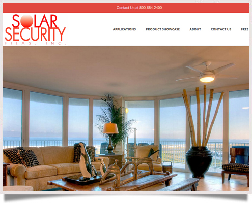 Solar Security Website