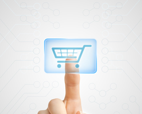 Arnima - ECommerce - Shopping Cart Icon