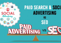 Paid Search & Social Advertising vs SEO